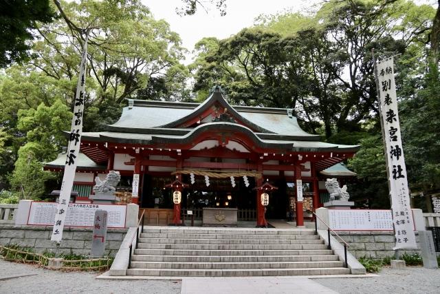 縁結び神社のイメージ写真