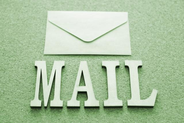 メールのイメージ写真