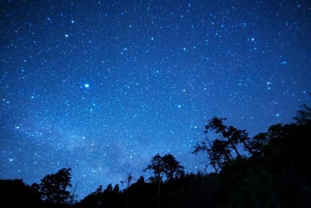 長野県の星空のイメージカット