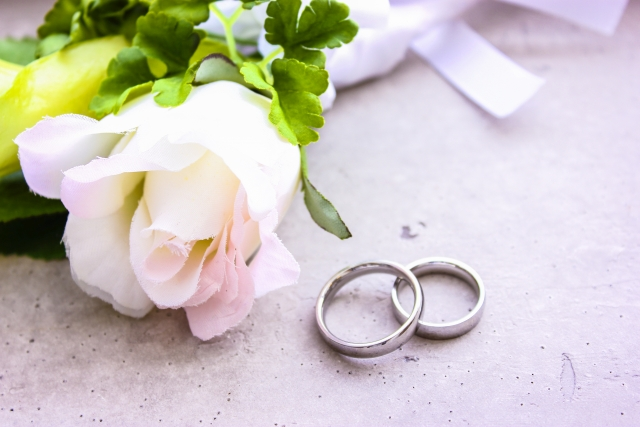 「成婚」のイメージ写真