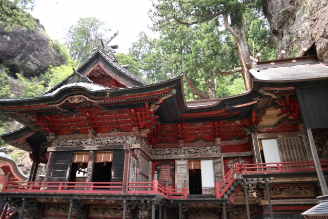 榛名(はるな)神社の写真