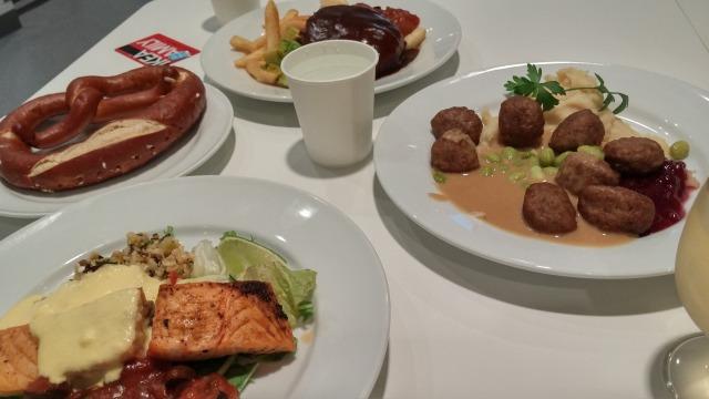 北欧料理のイメージ写真
