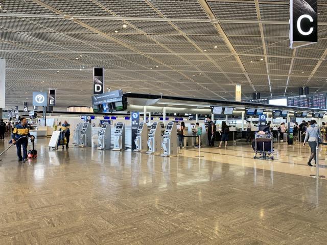 成田空港のイメージ写真