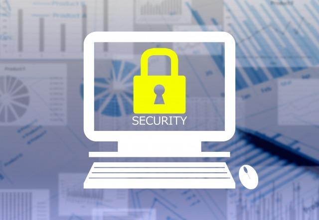 堅固なセキュリティシステムのイメージ