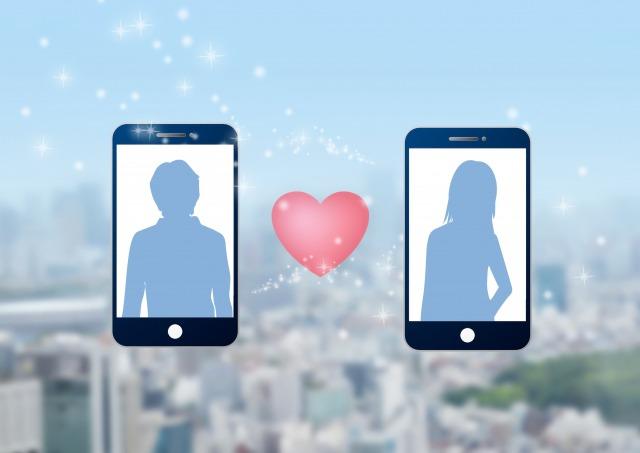 交際申し込みのイメージ画面