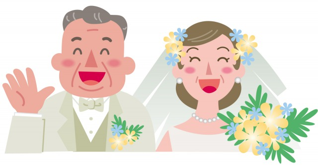 50代婚活成功
