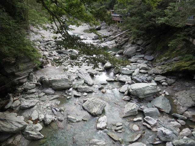 祖谷渓谷のイメージ写真