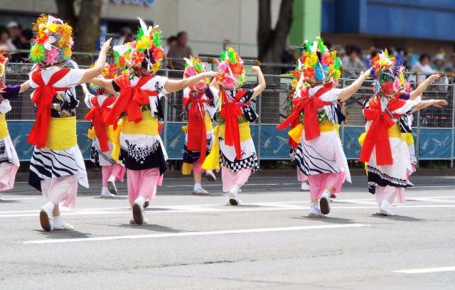 ねぶた祭りの写真
