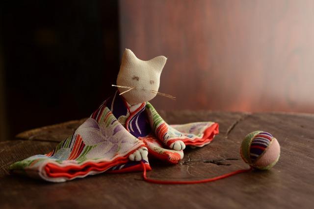 猫女将のイメージ