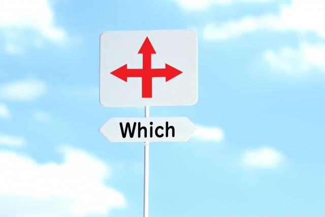 「選択」のイメージ