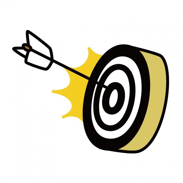 的を射る矢