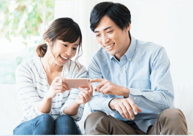 婚活サイト「エンジェル」のイメージ